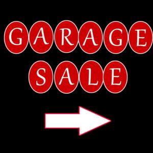 garagesalesign